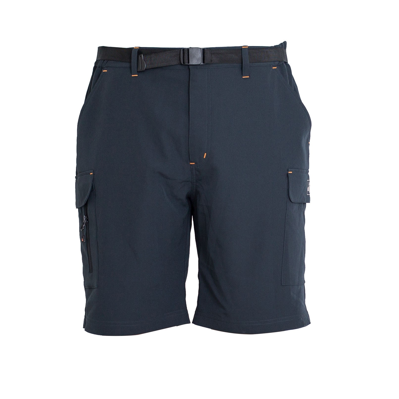 DEPROC Wanderhose KENTVILLE Full Stretch Short Herren black