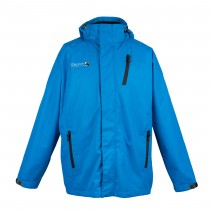 Outdoorjacke Herren DEPROC ROKKY Men Winter blue