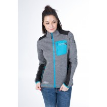 Wohlfühl-Fleecejacke Damen DEPROC WHITECOURT LADY