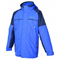 DEPROC BOULDER 3 in 1 Outdoorjacke blue