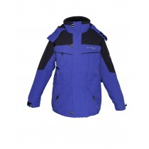 DEPROC ASPEN 3 in 1 Outdoorjacke blue