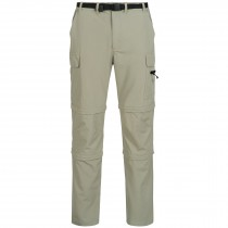 Outdoorhose Damen DEPROC KENORA Full Stretch Double Zip-Off
