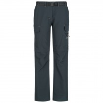 Outdoorhose Damen DEPROC KENORA Full Stretch Zip-Off
